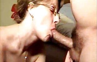 LUBED Messy lubed up ficken und Gesichtsbehandlung von reife frauen porn video torpedo dick mit