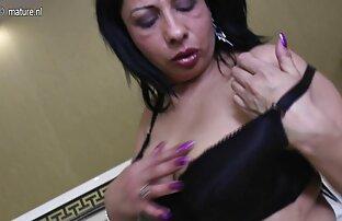 Raven Heart big ass big tits MILF reife sexvideos fucking einen riesigen schwarzen dildo.